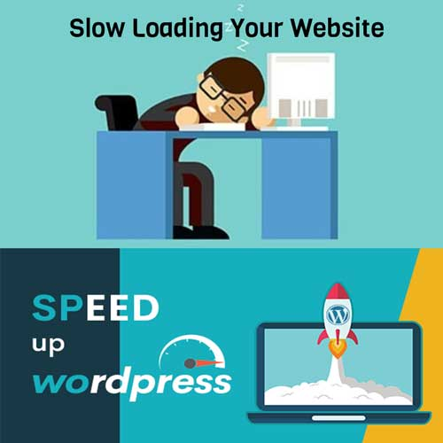 Speed Up Your Slow Loading WordPress Website